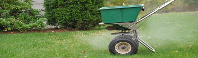 Fertilizer Programs Bergen County - Banner