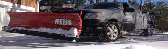Snow Removal Bergen County, NJ - Banner